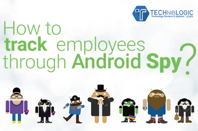 track employee through android spy