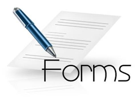 intranet hr forms